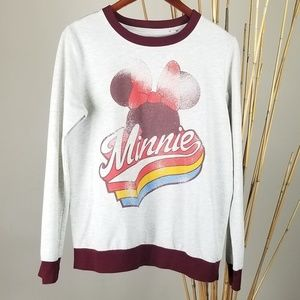 Disney Minnie Mouse Pullover 😍